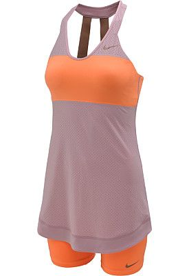 a63fa9f0d057 NIKE Women s Maria Sharapova Premier French Open Tennis Dress -  SportsAuthority.com