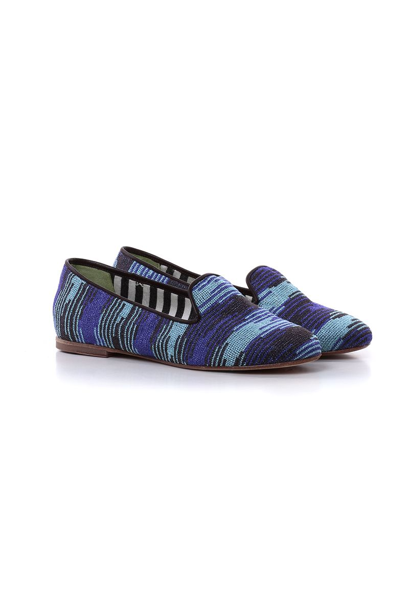 #MMissoni   Cyber Knit Slippers   Summer 2014 Collection