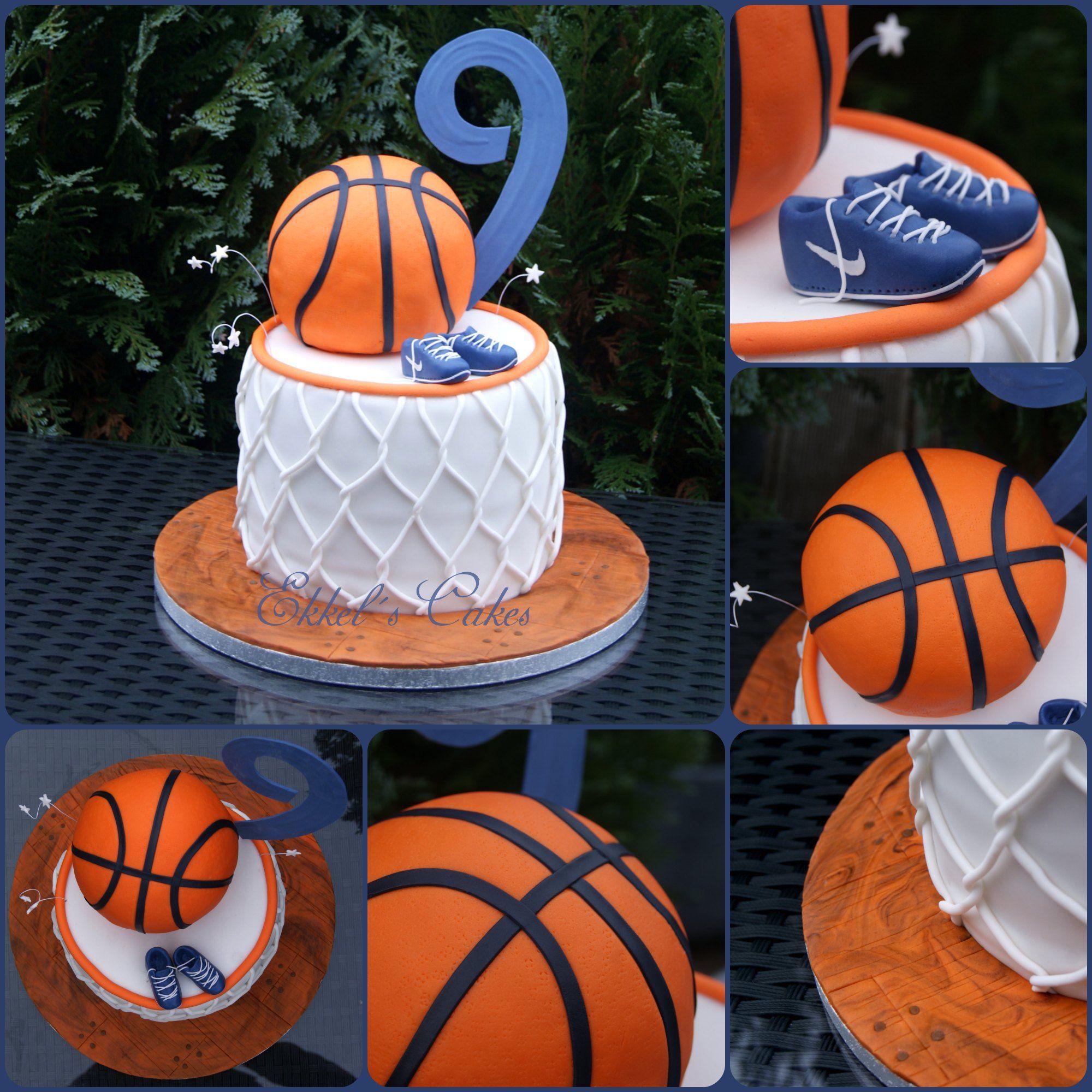 Basketball cake birthday party in 2019 10 birthday