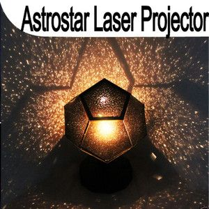 Astrostar Astro Star Laser Projector Cosmos Light Lamp DIY Starry Sky Diascope