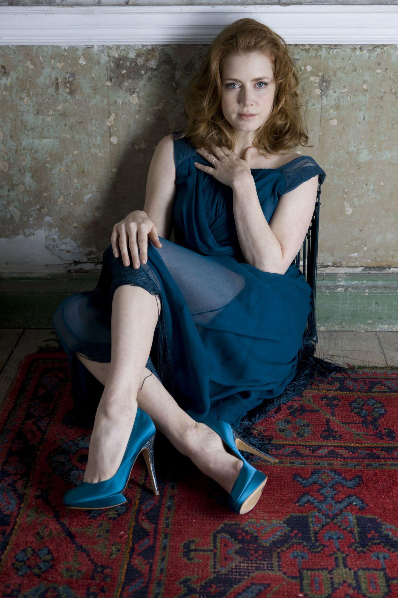 Amy Adams High Heels