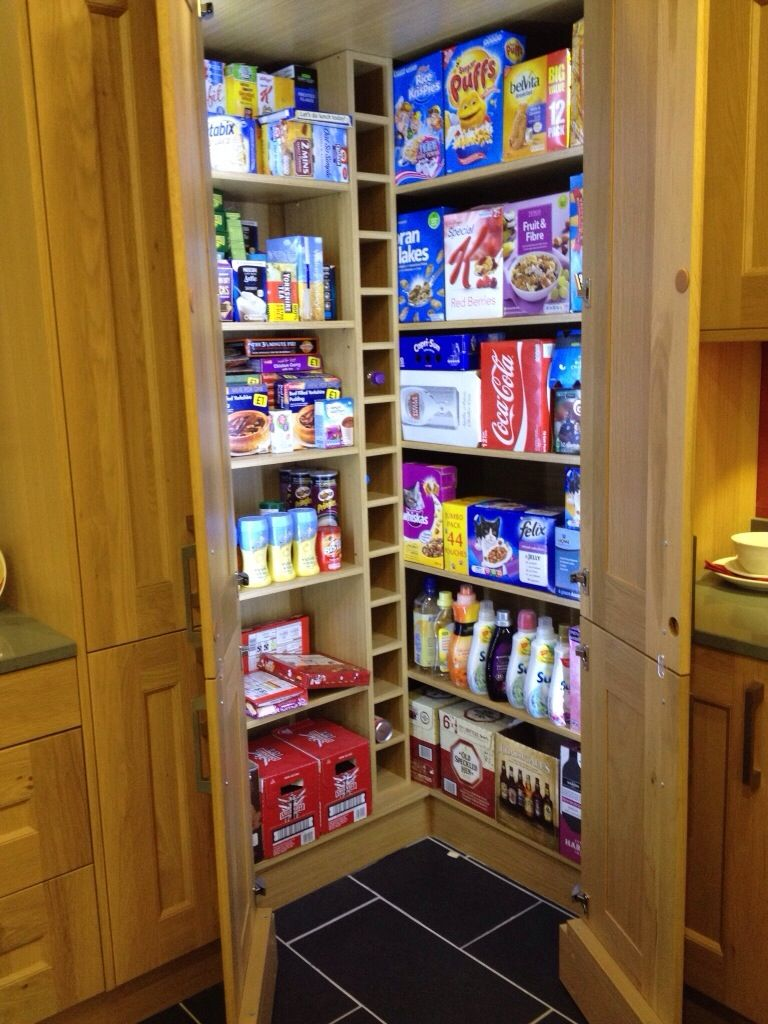 Wickes Kitchen Corner Unit Storage