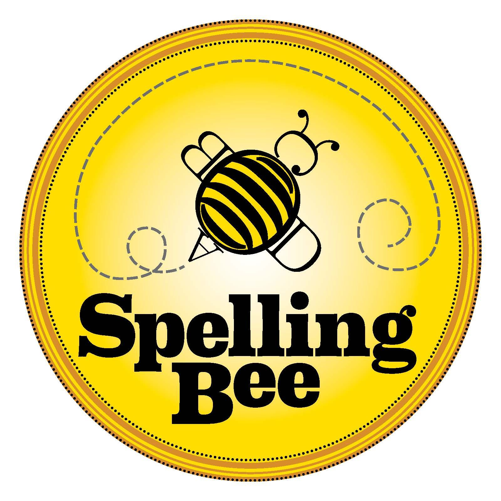 Spelling Bee Winner Clipart with Spelling Bee Award