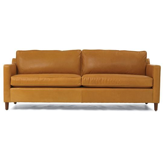 Martin Leather Sofa Mitchell Gold Bob Williams Leather Sofa