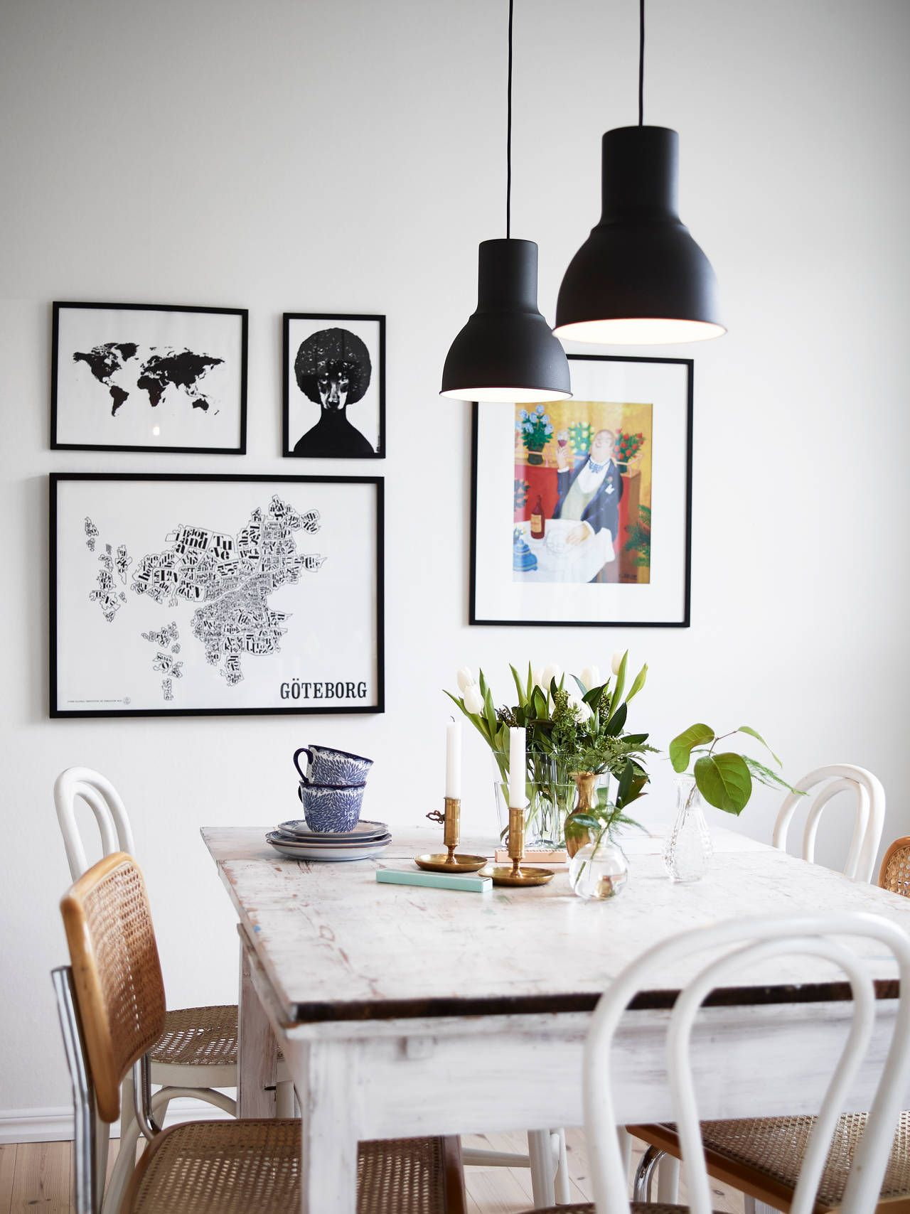 Global wall art for a dining area home pinterest dining area