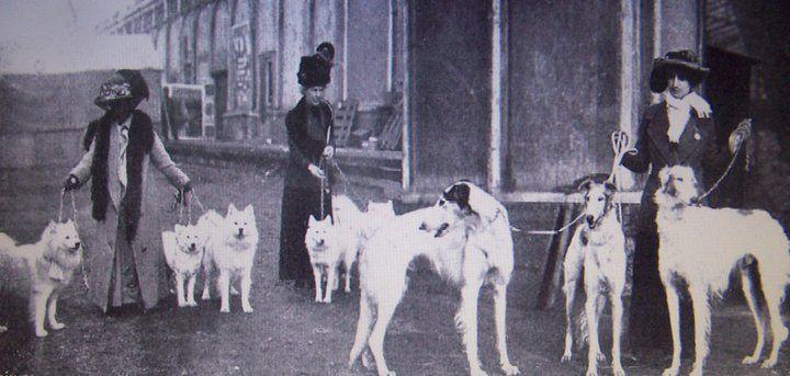 Londres en 1912