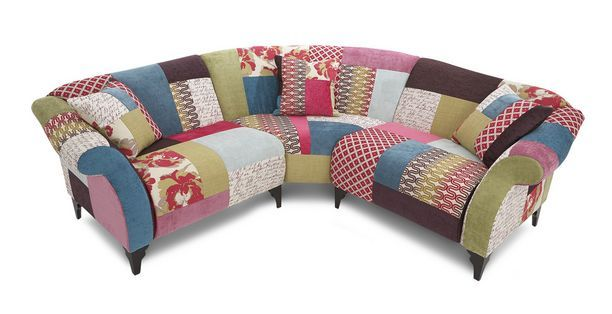 Shout 3 Piece Corner Shout Patchwork Dfs Patchwork Sofa Sitting Room Decor Patchwork Furniture