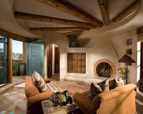 Minimalist Custom Southwest Living Room Ideas Southwest