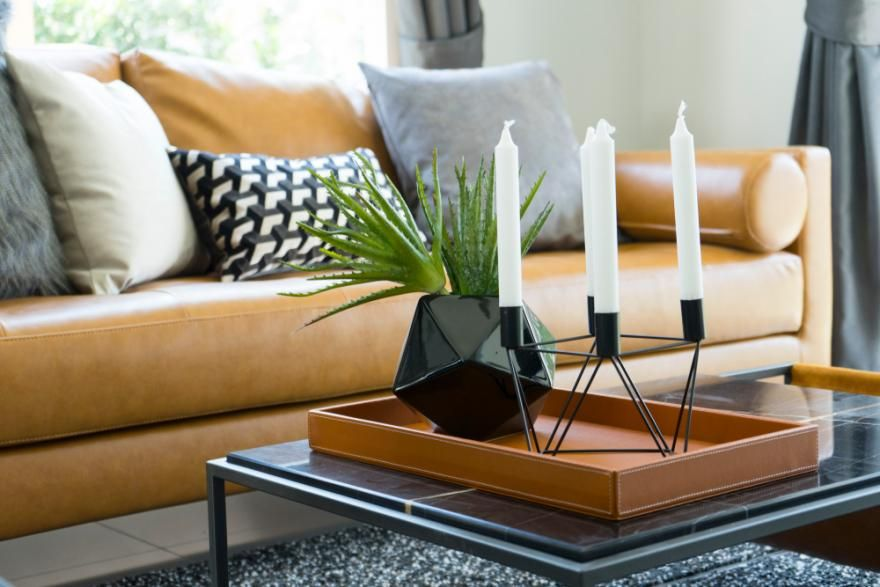 20 bougeoirs modernes pour illuminer sa maison - M6 Deco.fr