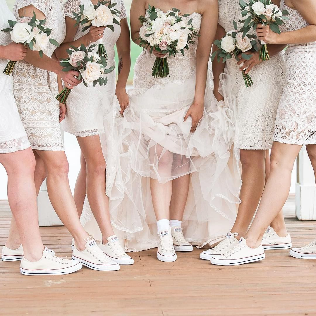 Casual Bridal Party Style   Shoes.com