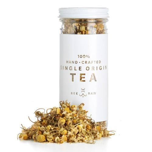 Chamomile Herbal Tea #teapackaging