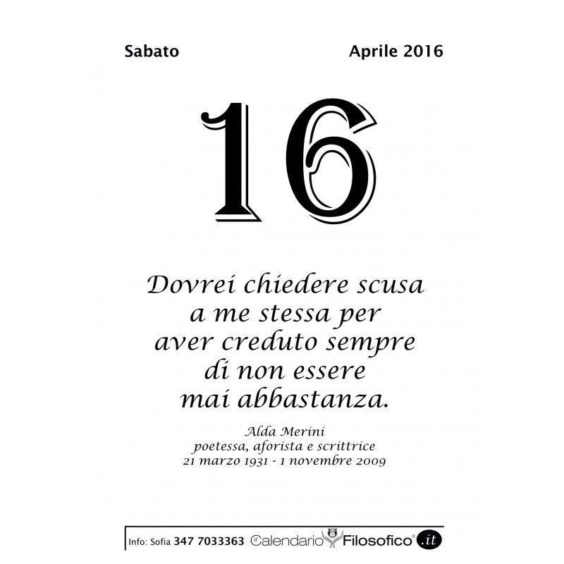Super calendario filosofico - Cerca con Google   Calendario filosofico  BA14