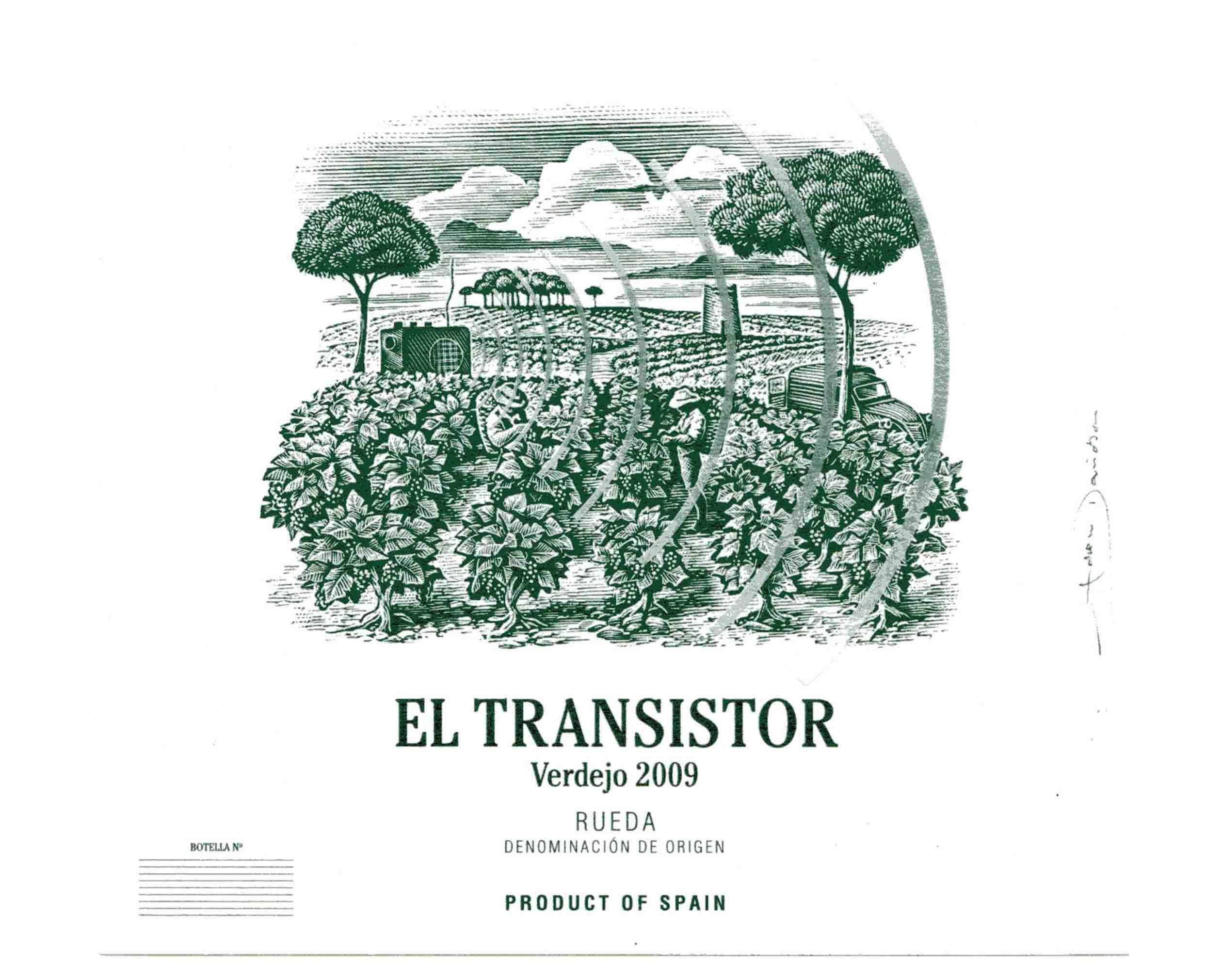 Resultado de imagen de el transistor vino