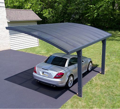 Carport / Pergola/ Gazebo Kit ARIZONA WAVE 5000 Grey, Grey
