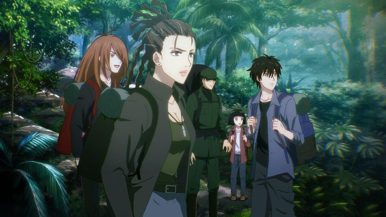Why Should You Watch 7 Seeds Netflix Anime Romano Cores