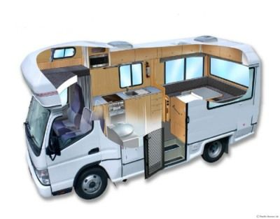 Motor Homes Manufacturer of motorhomes and self contained