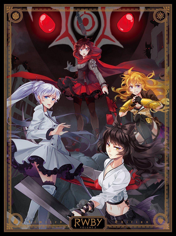 Volume 2 RWBY Rwby anime, Rwby, Rwby wallpaper