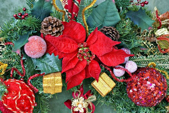 cyber monday sale christmas garland christmas wreath for - Cyber Monday Christmas Decorations