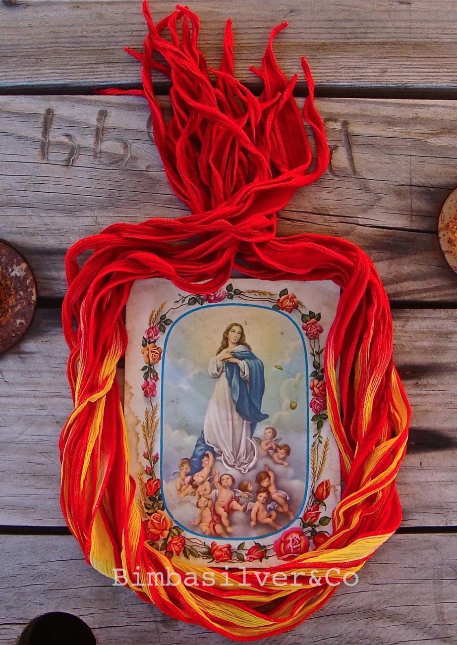Compritas Para Los Peques Mercadillo Inmaculada Concepcion Medallas Medals Patrona De Espana