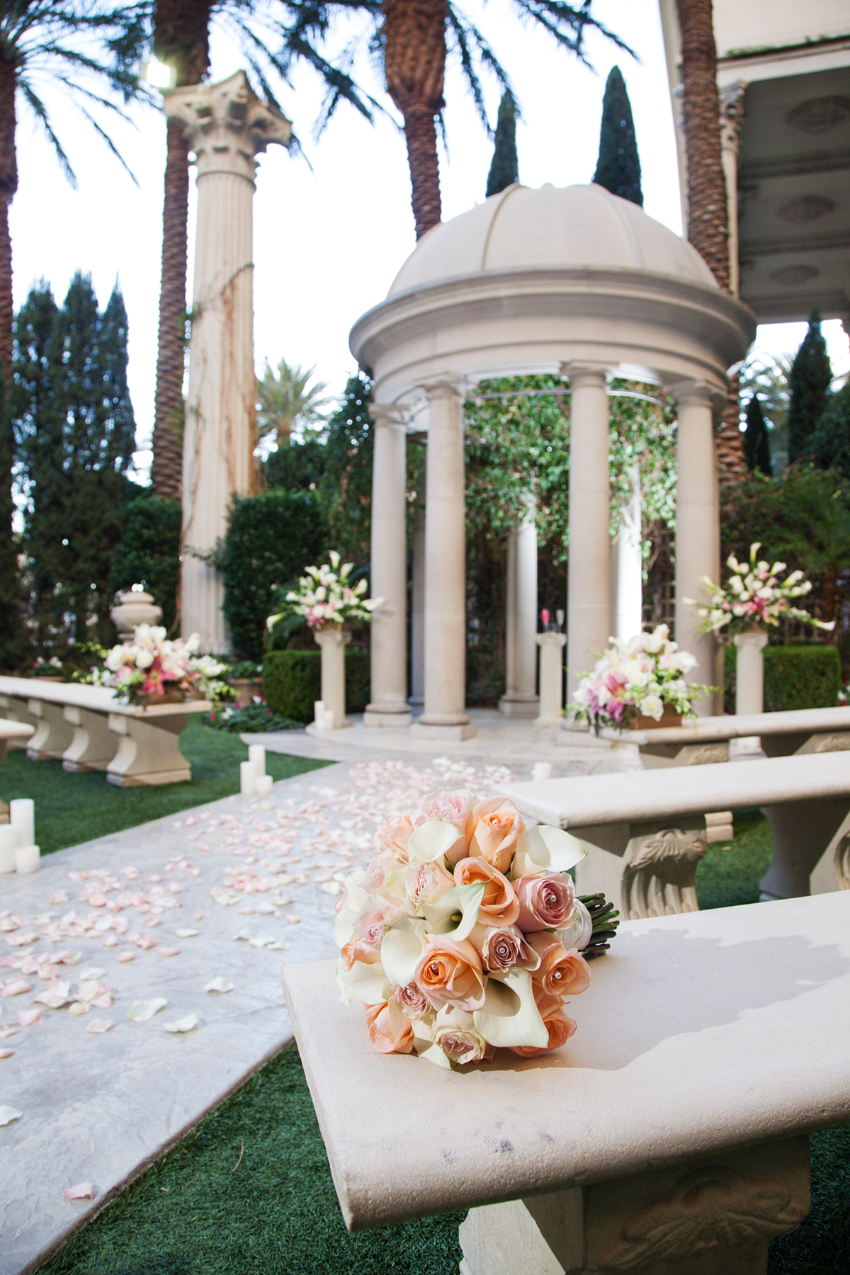 Romance is our passion. Let our Weddings Team bring yours