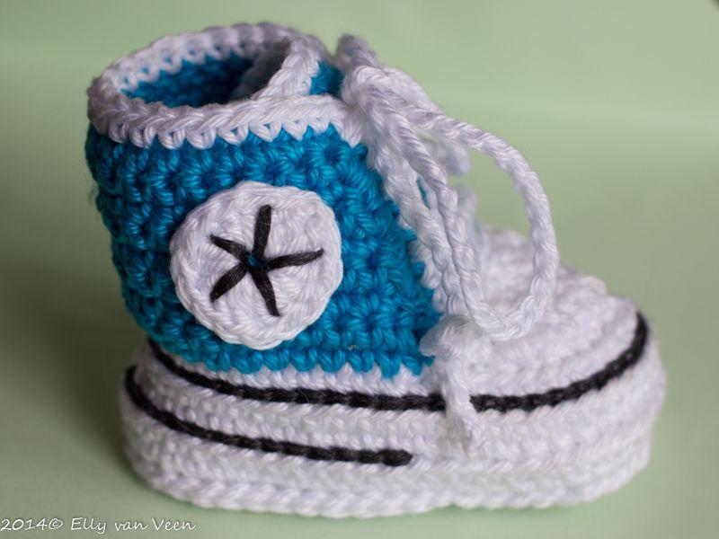 Baby sneakers | Häkeln