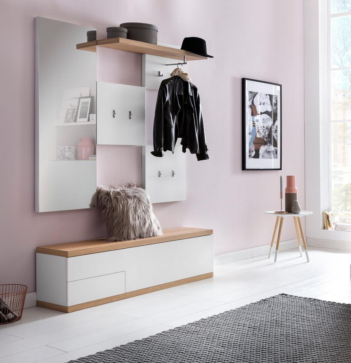 Garderobenkombination Garderobe Wohnwelt Kleider Kombinationen