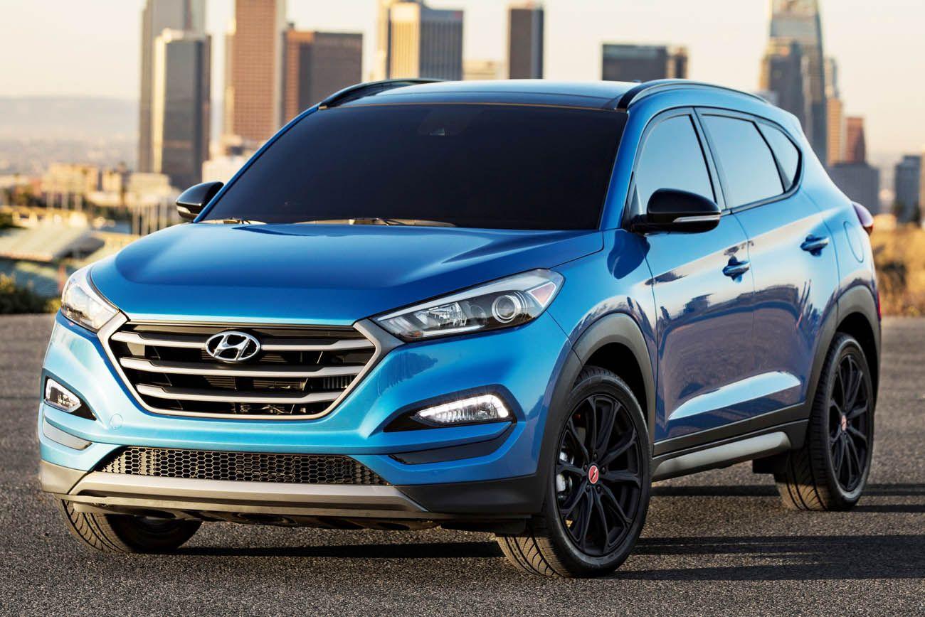 هيونداي توسان نايت اديشن 2017 النسخة الخاصة موقع ويلز Tucson Suv Hyundai Tucson Hyundai