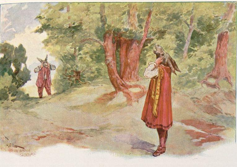 El Quijote Libro Ii Capitulo 25 La Historia Del Rebuzno El