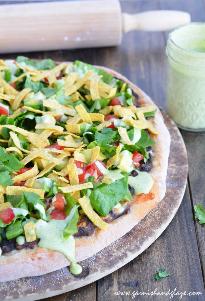 Tostada Pizza Cpk Copycat Recipe California Pizza Kitchen