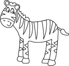 Image Result For Zebra Outline Drawings For Kids Owl Coloring Pages Zebra Coloring Pages Unicorn Coloring Pages