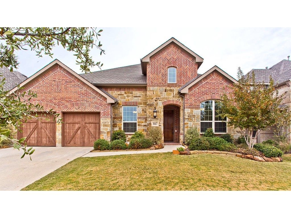 5617 Heron Bay Lane Mckinney Tx 75070 Open Houses Today Red Brick Exteriors Exterior Brick