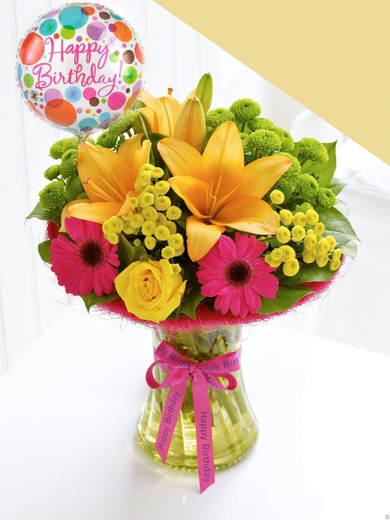 Flowers that say happy birthday birthday pinterest happy flowers that say happy birthday best thank you izmirmasajfo Images