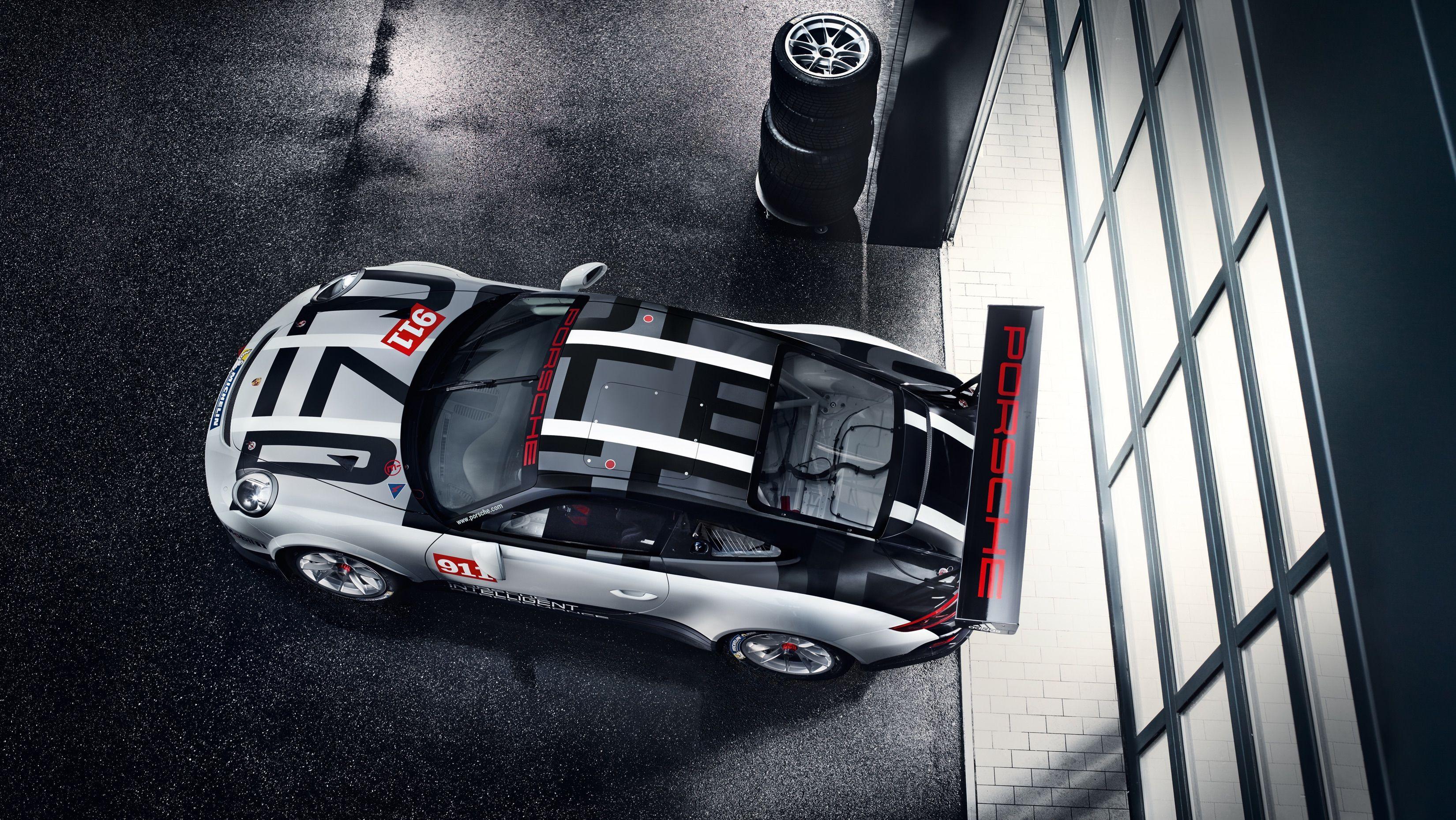 Porsche 911 gt3 cup 2016 Aerea fx