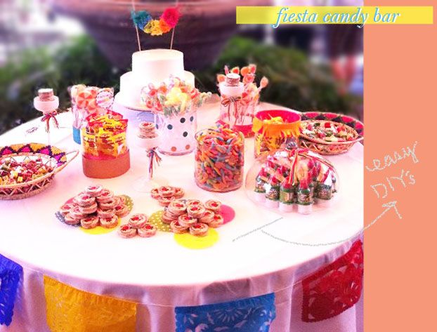 The Divine Minimalist: love+whimsy: mexican themed baby shower