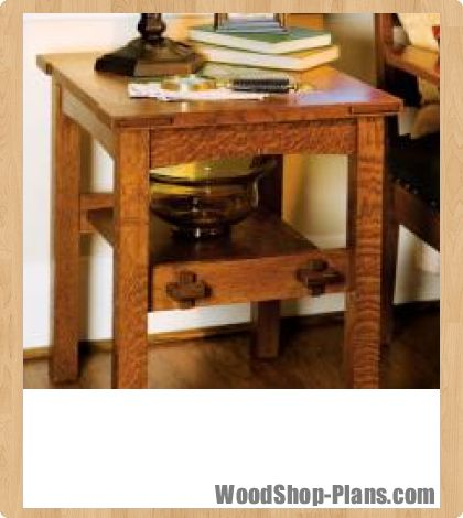 Mission Side Table Woodworking Plans Side Table Woodworking Mission Furniture Furniture Projects