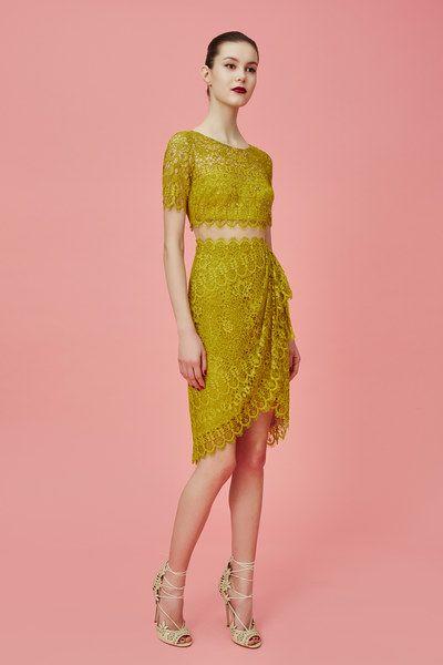 1b0796d7de Marchesa Notte Pre-Fall 2016 Fashion Show | R U N W A Y R E C A P ...