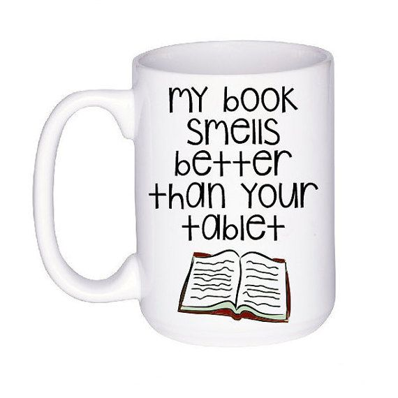 Cute Gift For Book Lovers   Quote Mug   Cute Coffee Cup   Unique Gift    Gift For Book Nerd   Librarian Cup   Funny Gift   Teacher Gifts