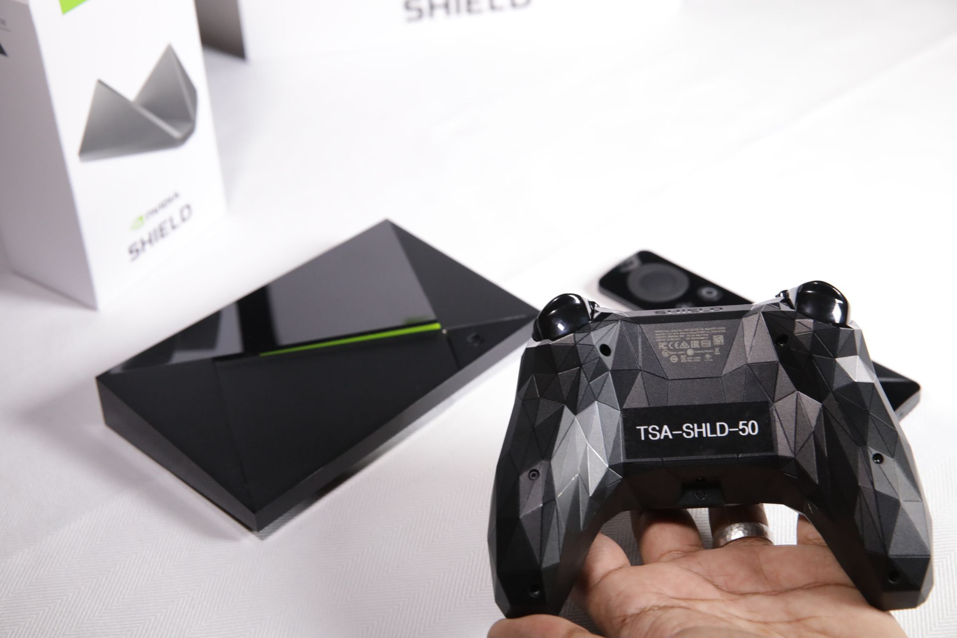 Handson with Nvidia's new 4K HDRstreaming Shield with