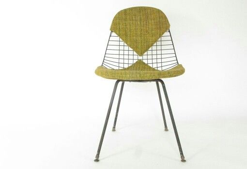 Eames Wire Mesh DKX Chair, 1951