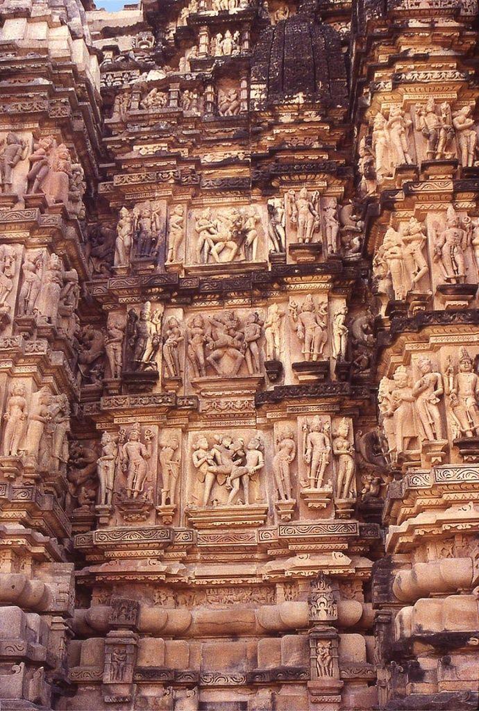 Tantra temple   Khajuraho | TRAVEL: A Yogini's Path to