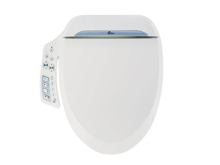 Master Bathroom History ultimate advanced bidet toilet seat, elongated for $267.99
