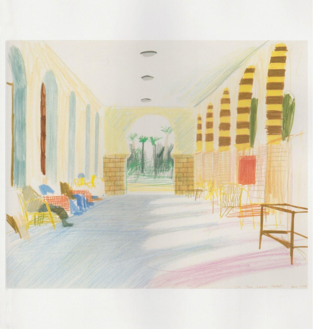 Pin Van Douglas Moyer Op Art Kleurpotloden Illustratie Schilderij