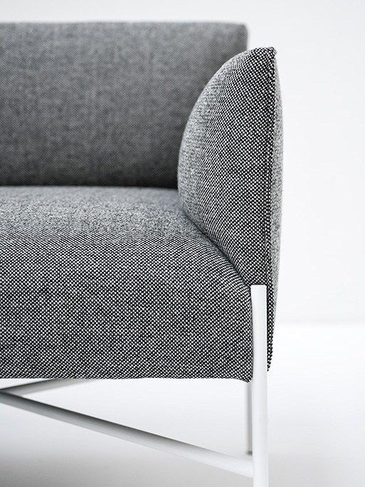 Fabric sofa chill out by tacchini italia forniture - Chill out sofas ...