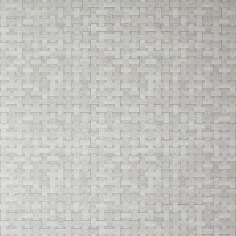 Luxury vinyl tile sheet floor art deco layout design ...