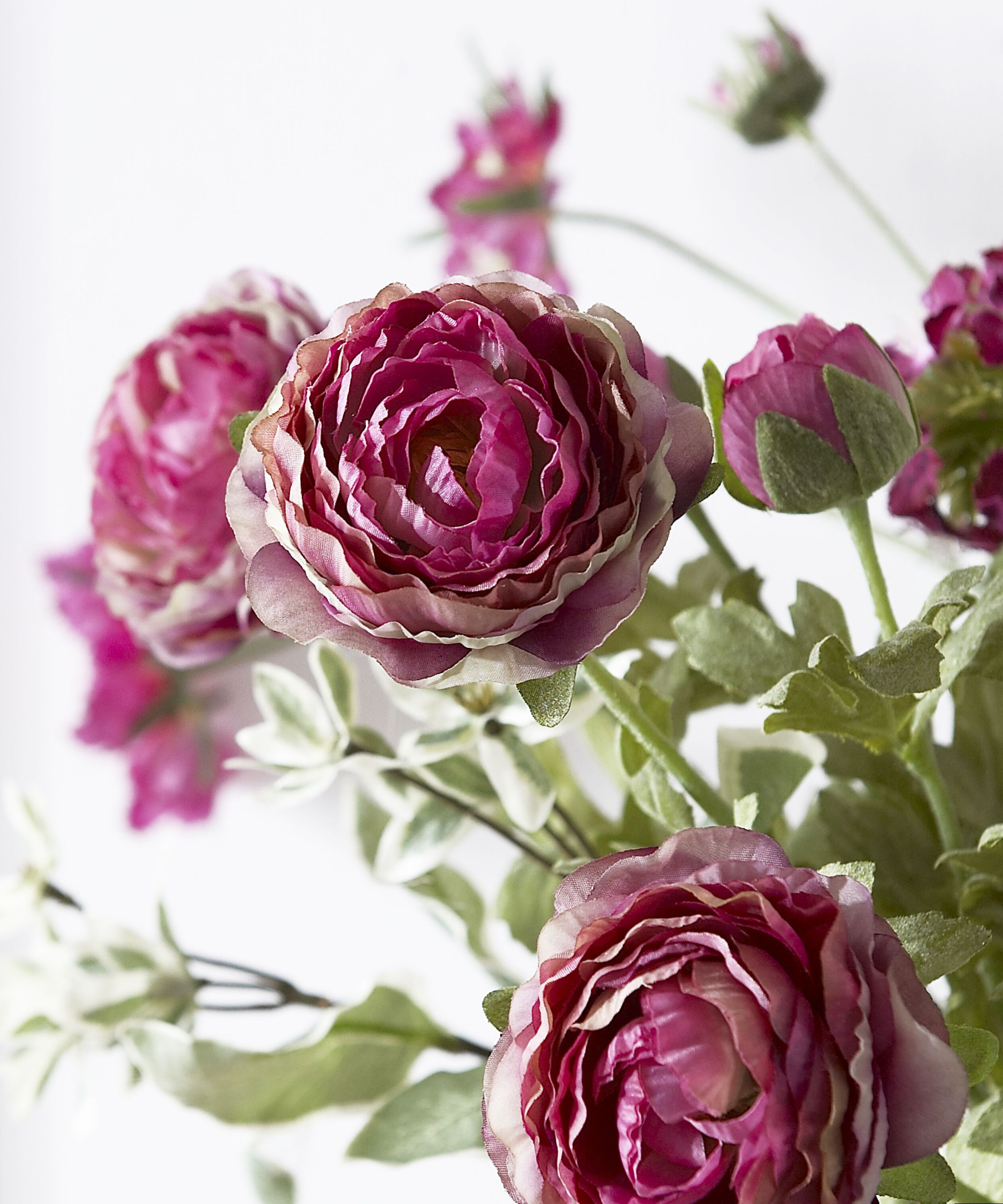 How To Faux Flower The Stylish Way Pinterest Faux Flowers