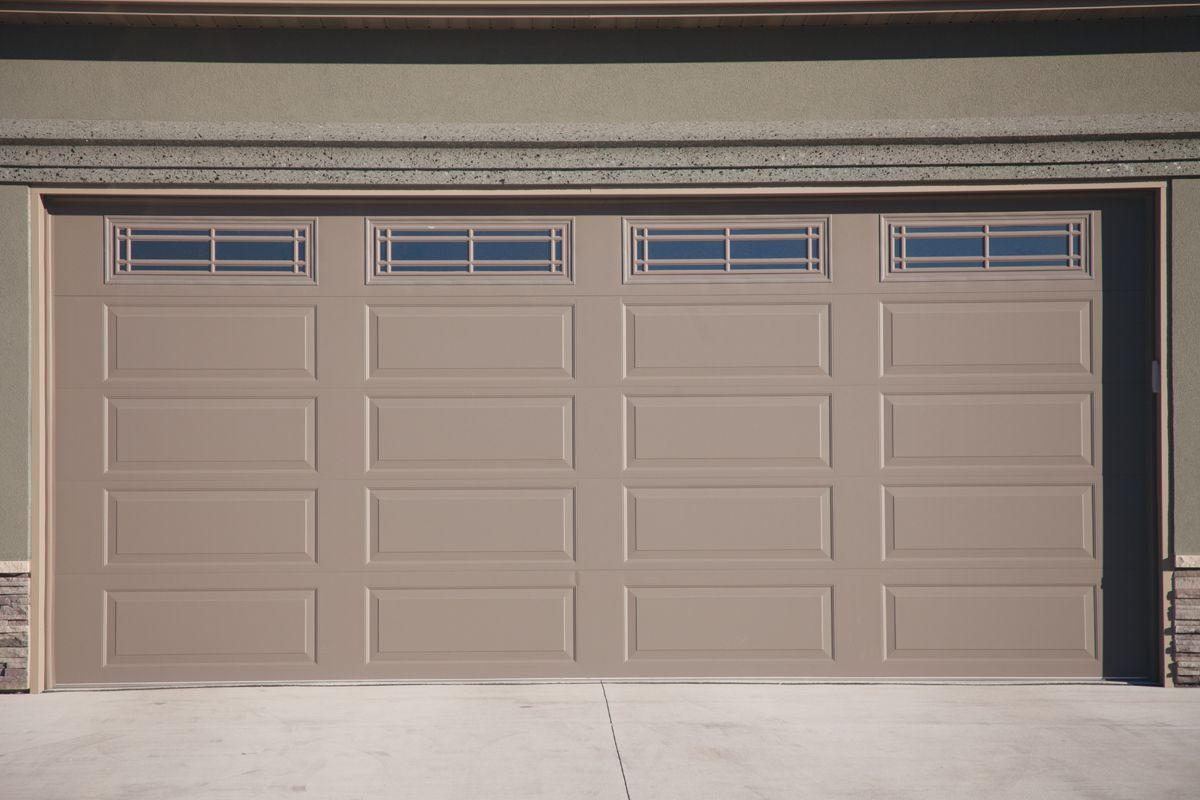 Midland Garage Door Ranch Panel Design Garage Doors Residential Garage Doors Garage Door Colors
