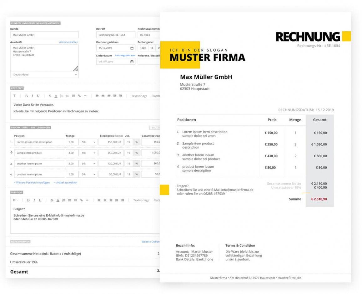 Scrollen Unsere Druckbar Von Rechnungsvorlage Ferienwohnung In 2020 Rechnungsvorlage Rechnung Vorlage Rechnung