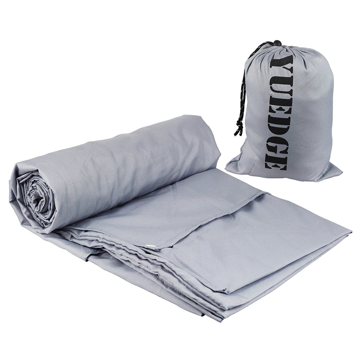 YUEDGE Travel And Camping Sheet Sleeping bag Liner pact Sleep