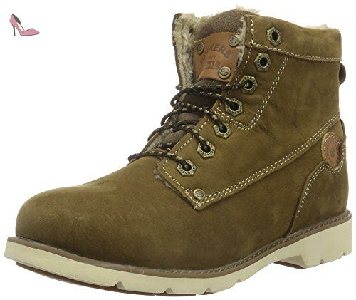 19pa040-400, Bottes Rangers Homme, Marron (Reh), 40 EUDockers by Gerli