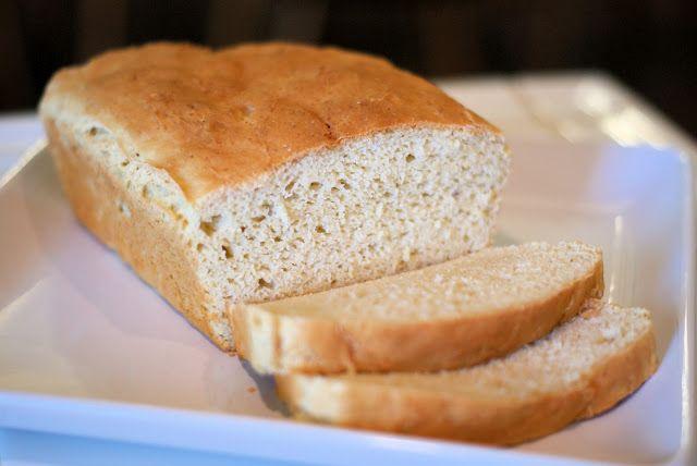 Sarah Bakes Gluten Free Treats: gluten free honey oat bread